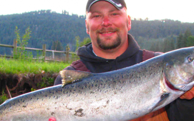 Salmon – the good and the ugly