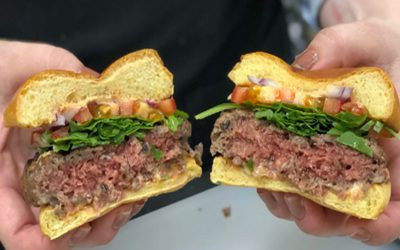 Impossible Burger causing problems!