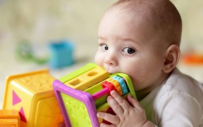 Healthy toys for baby