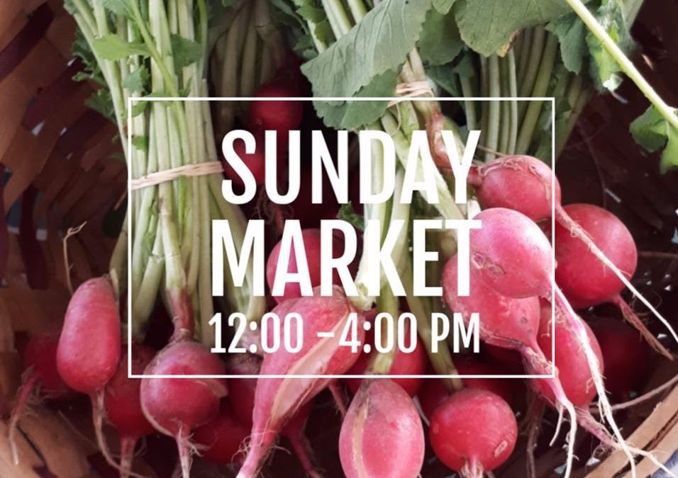 Sunday Market with Sweetwater Farms